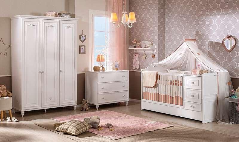 Saveti i ideje za uređenje sobe za bebu