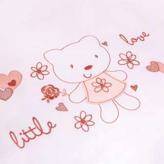 LLITTLE LOVE BEBI SET POSTELJINA (50x100 cm)