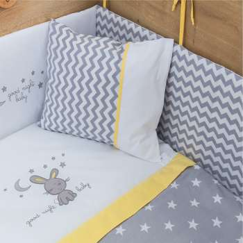 HAPPY NIGHTS BEBI SET POSTELJINA (70x140 cm)
