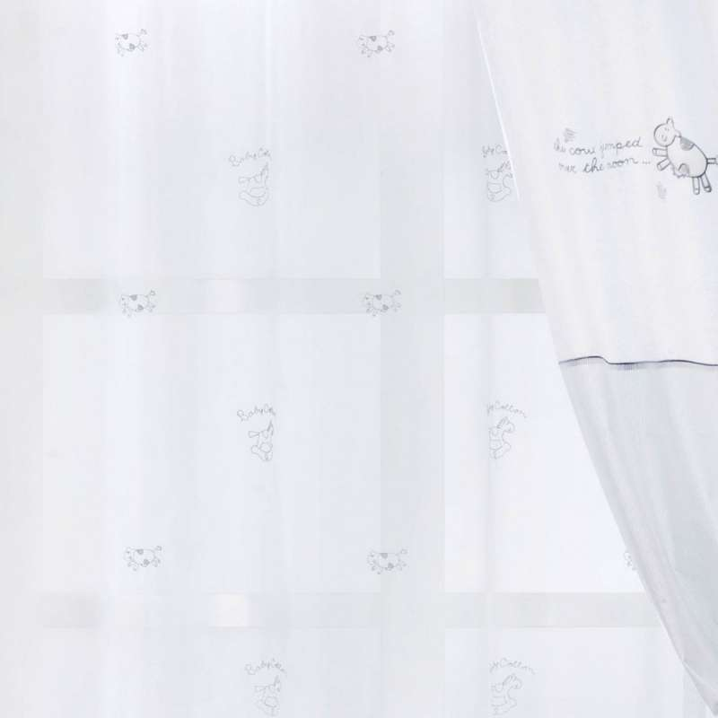 BABY COTTON ZAVESA (150x260 cm)