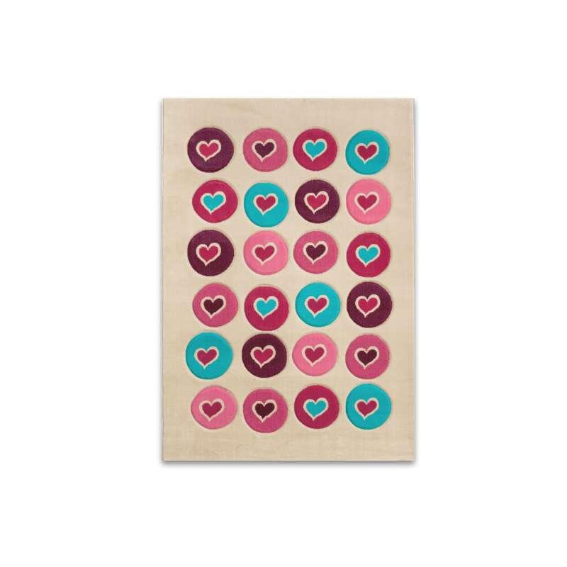 LOVE TEPIH (133x190 cm)