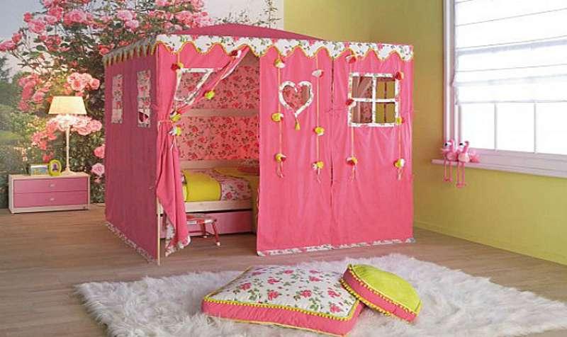 Kreativne ideje za uređenje omiljenog kutka u dečijoj sobi