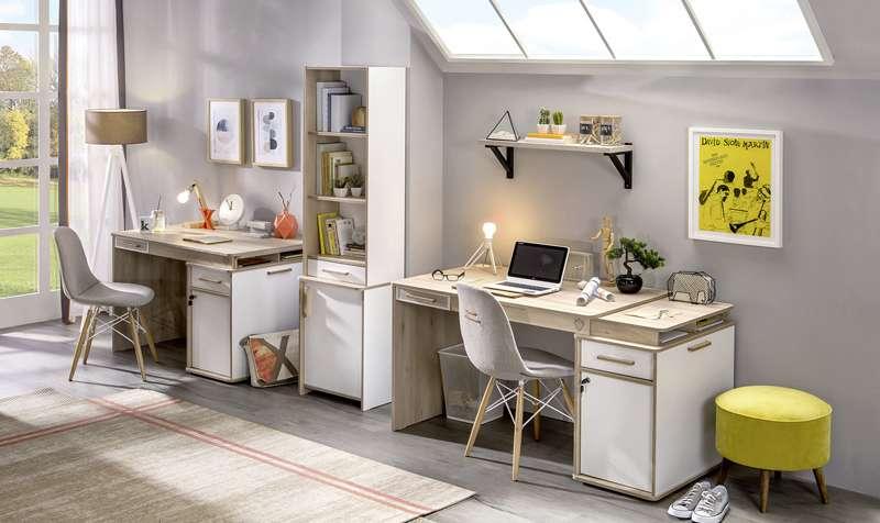 Kako izabrati pravi radni sto i stolicu za dete