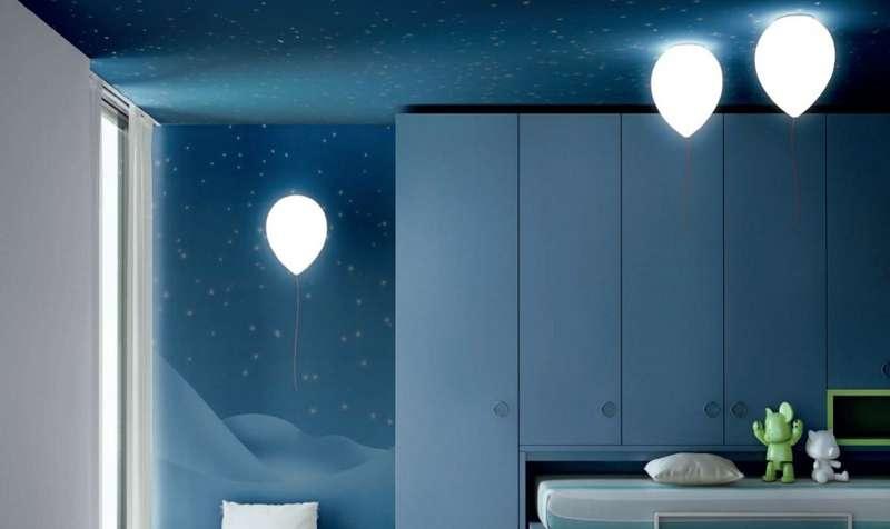 Uloga osvetljenja u dečijoj sobi