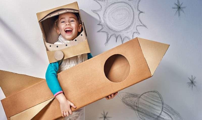 Mašta i razvoj vašeg deteta