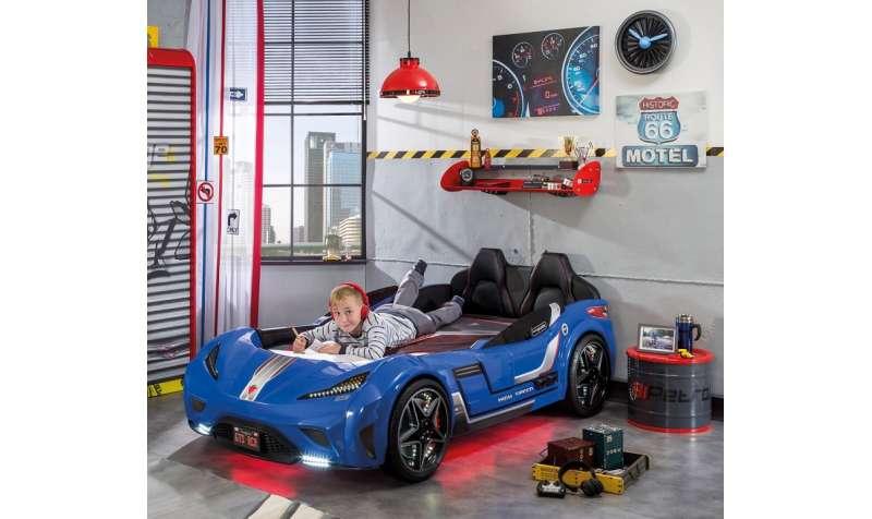 Dečiji kreveti u obliku automobila