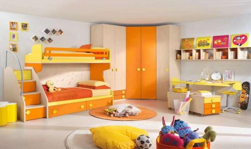 Kreveti na sprat – odličan izbor za zajedničke sobe
